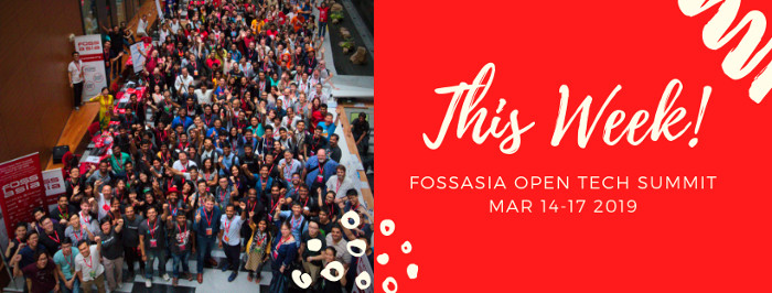 10 Years FOSSASIA Anniversary OpenTechSummit 2019 Taking Place in Singapore