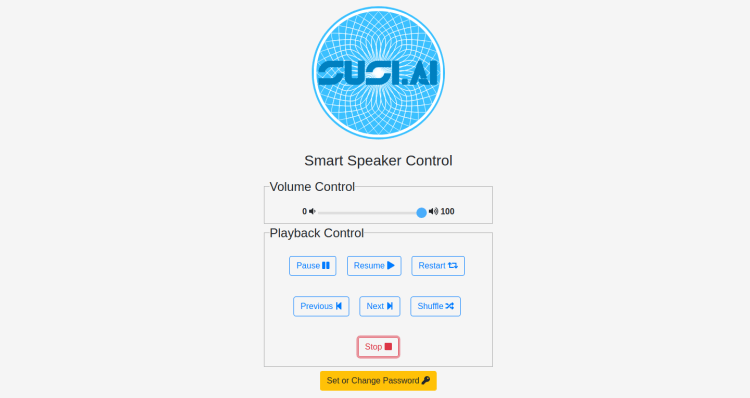 Control Your Susi Smart Speaker