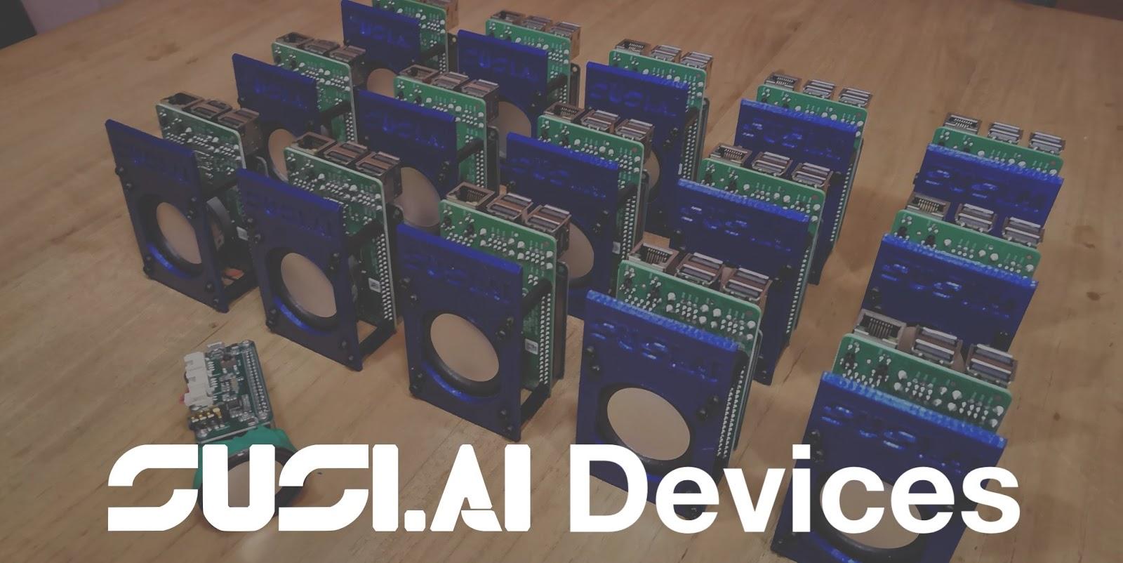 List SUSI.AI Devices in Admin Panel