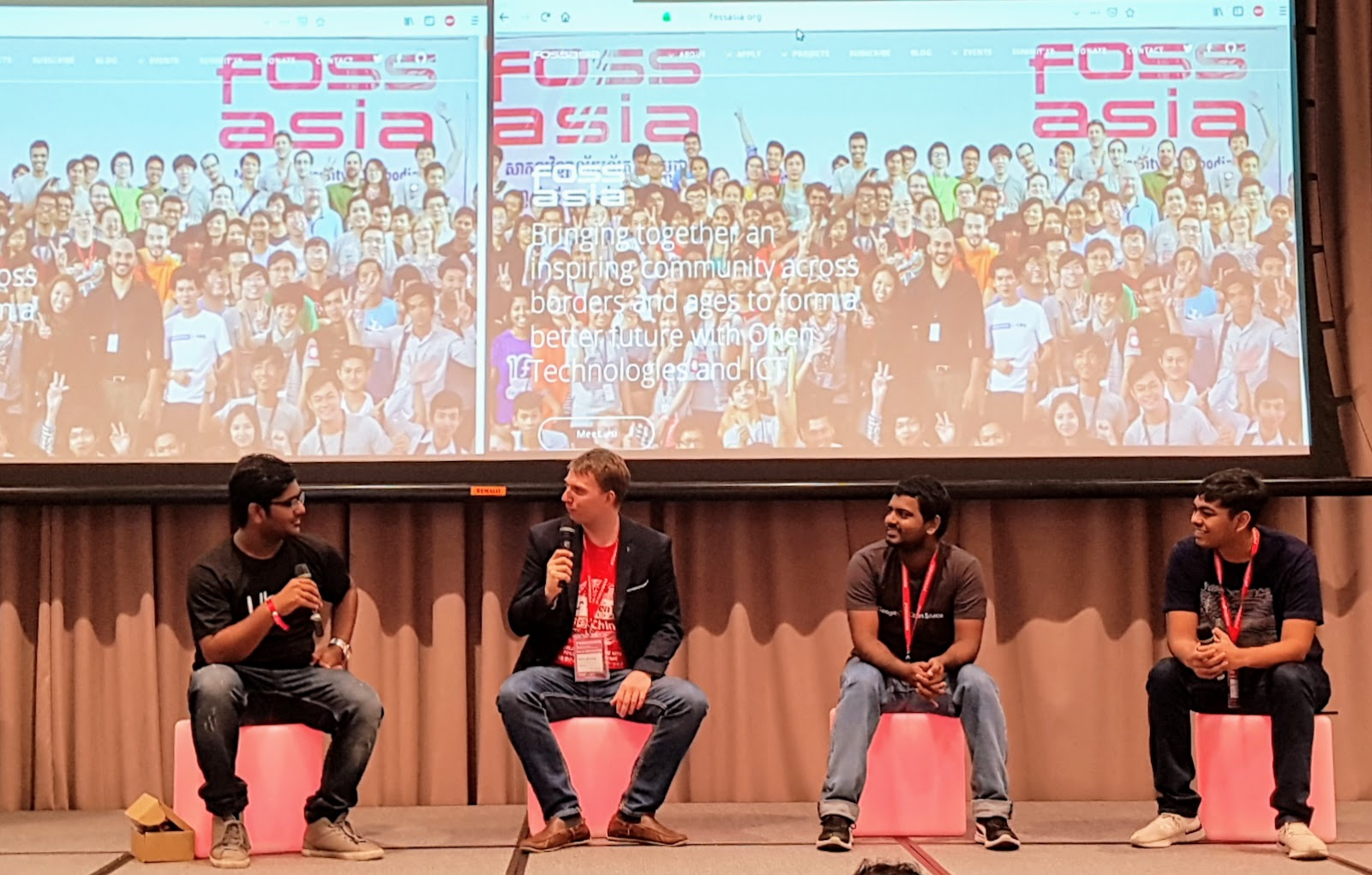FOSSASIA Summit 2020 Takes Places as Online and Offline Event