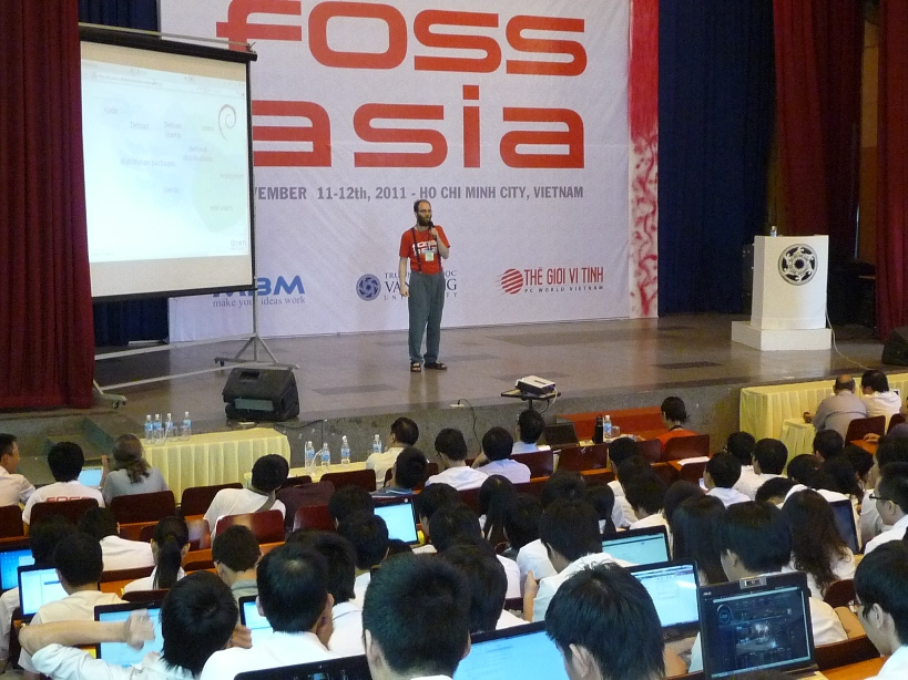 FOSSASIA Summit 2015 Call for Speakers and Projects