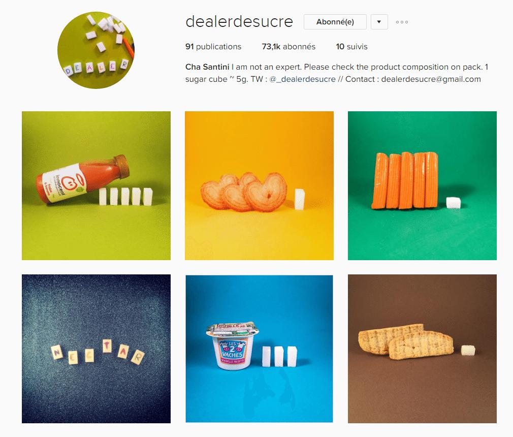 instagram foodies