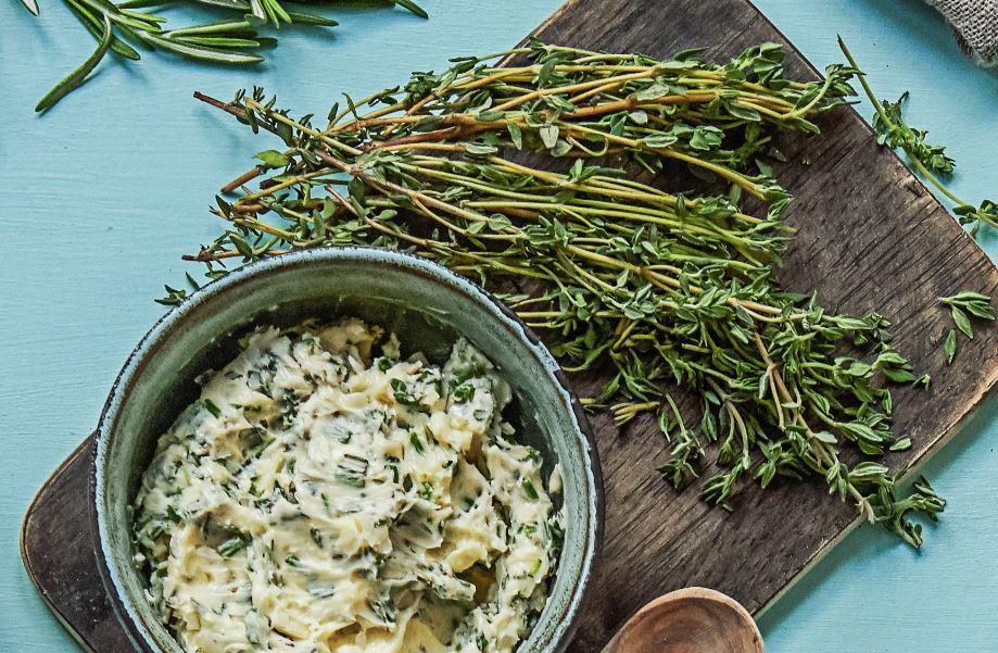 beurre herbes