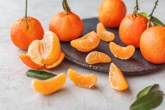 Sgroppino au Crodino et à la mandarine