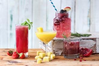 5 recettes de cocktails sans alcool… et la fête est plus folle !