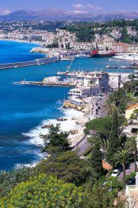 Nice, French Riviera, France