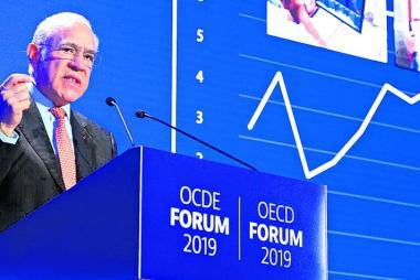 OCDE, preocupada por concentración del mercado en operadores