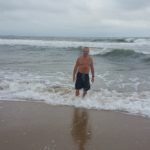 at the beach inl Virginia Beach, Virginia