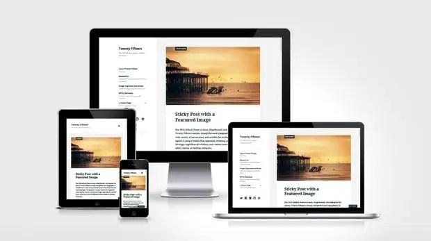 Erstellung von dynamischen Responsive Design Homepages bei Franz Fotografer