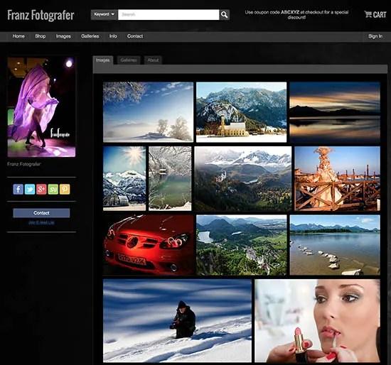 Franz Fotografer Fotos auf fineartamerica.com und artistwebsites.com