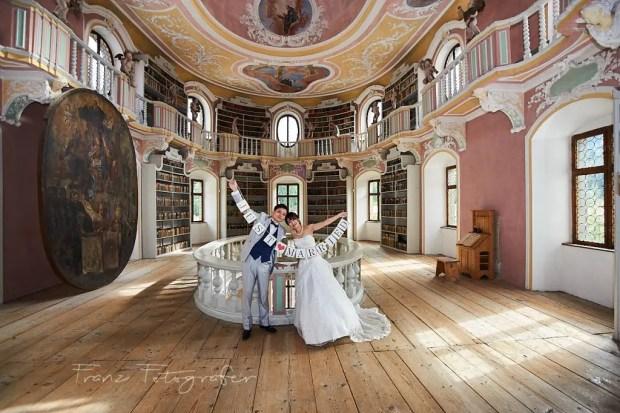 After Wedding Shooting - Füssen, Neuschwanstein