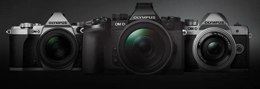 Olympus OM-D Serie