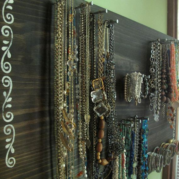 step20 Wednes DIY: Jewelry Board