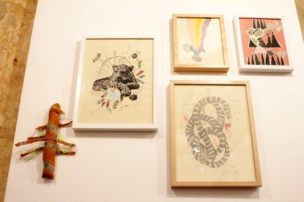 Pretty Things - Free People Art Show