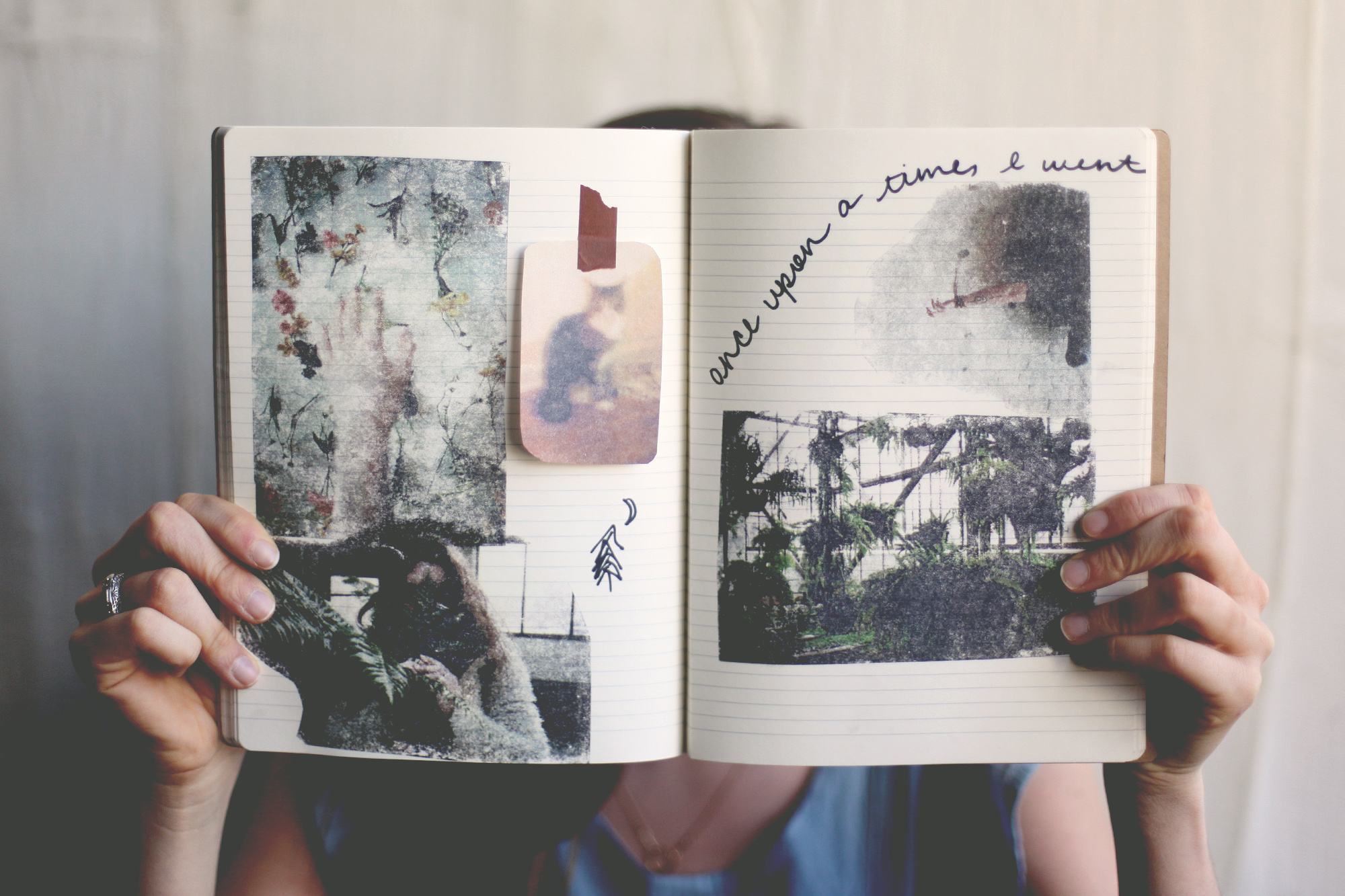 Post image for Instant Photo Transfers With Blender Pens
