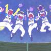 【おそ松さん 最終回】前回のシリアス回をひっくり返す。おそ松の兄弟達は仕事、自立をやめる。そして、野球で宇宙へ行くびっくり回(後編)