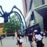 六本木ヒルズの巨大クモが気持ち悪すぎてなんなのか調べてみた