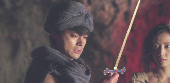 トドメの剣