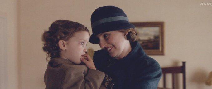 イーディスと娘