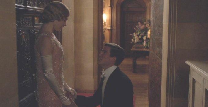ローズは結婚の申し込みをOK