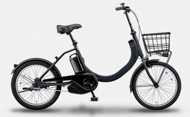 パナソニック電動自転車sw前かご付き