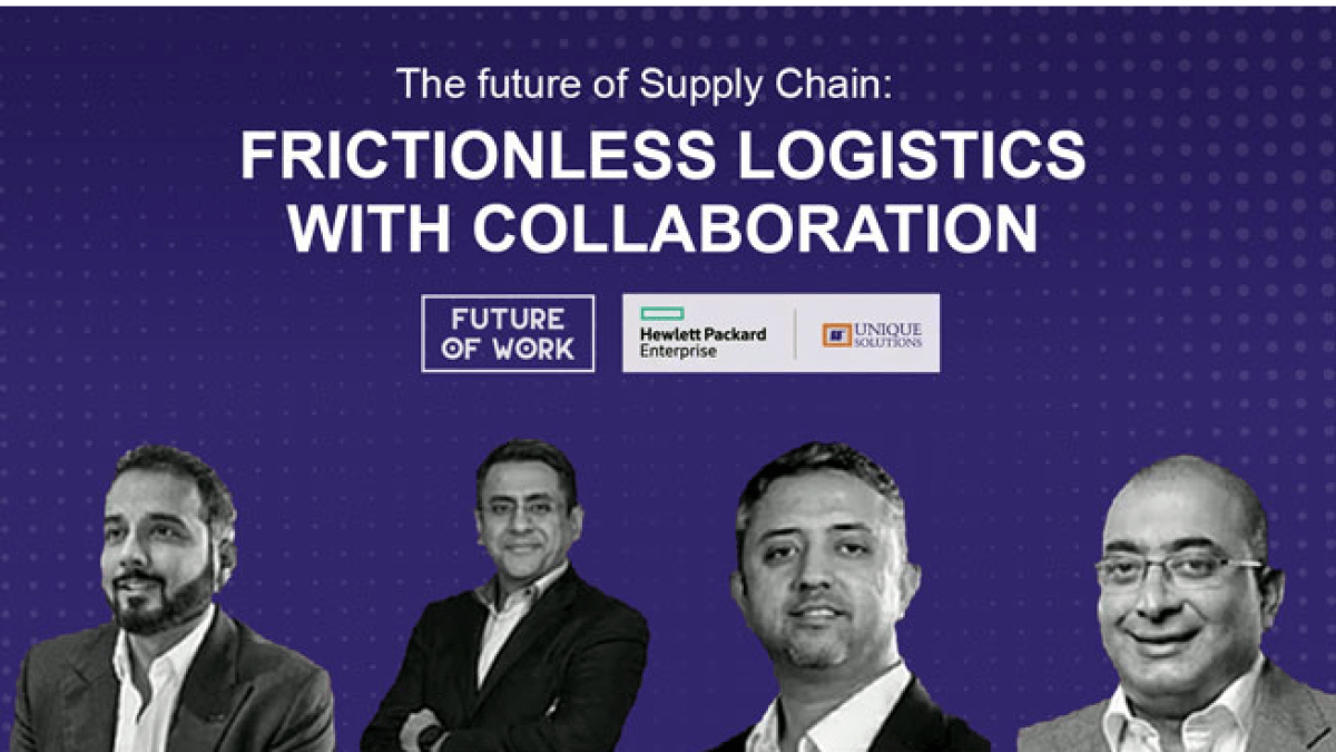 """""""There needs to be trust and inclusion among stakeholders at all levels,"""" Swapnil Shah, Founder & CEO, Freight Tiger"""