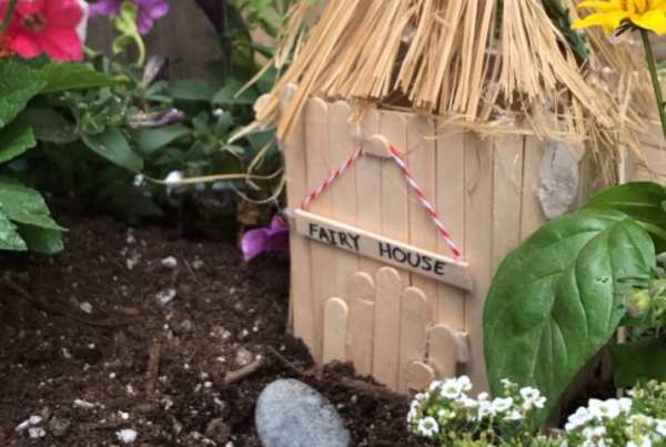 French & French Interiors Fairy House DIY