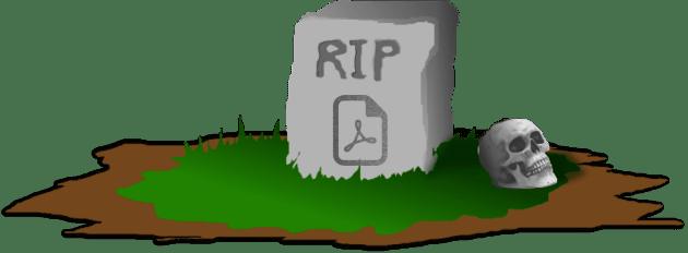 PDF forms are dead