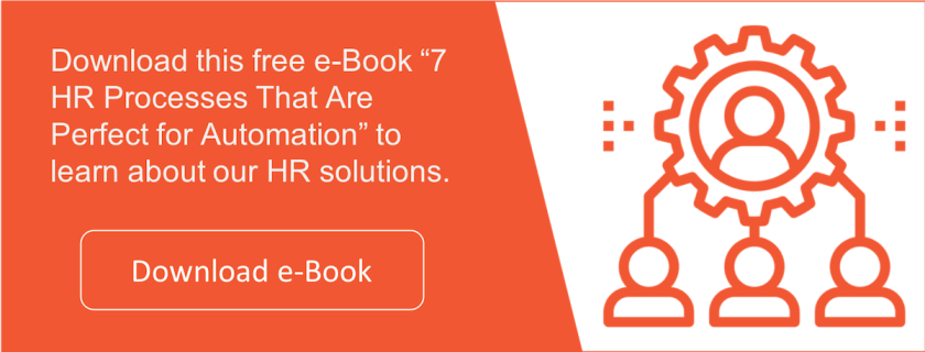 "Download e-Book ""7 HR Processes That Are Perfect for Automation"""
