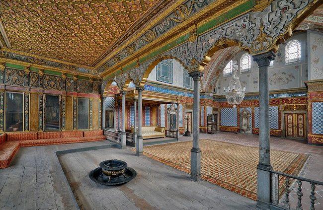 Visita al Palacio de Topkapi y el harem en Estambul - Friendly ...
