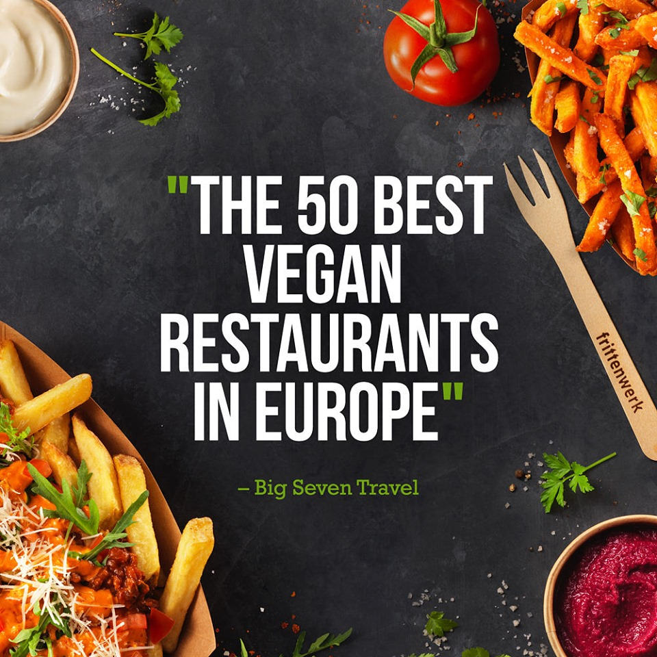 Top 50 Vegan Restaurants
