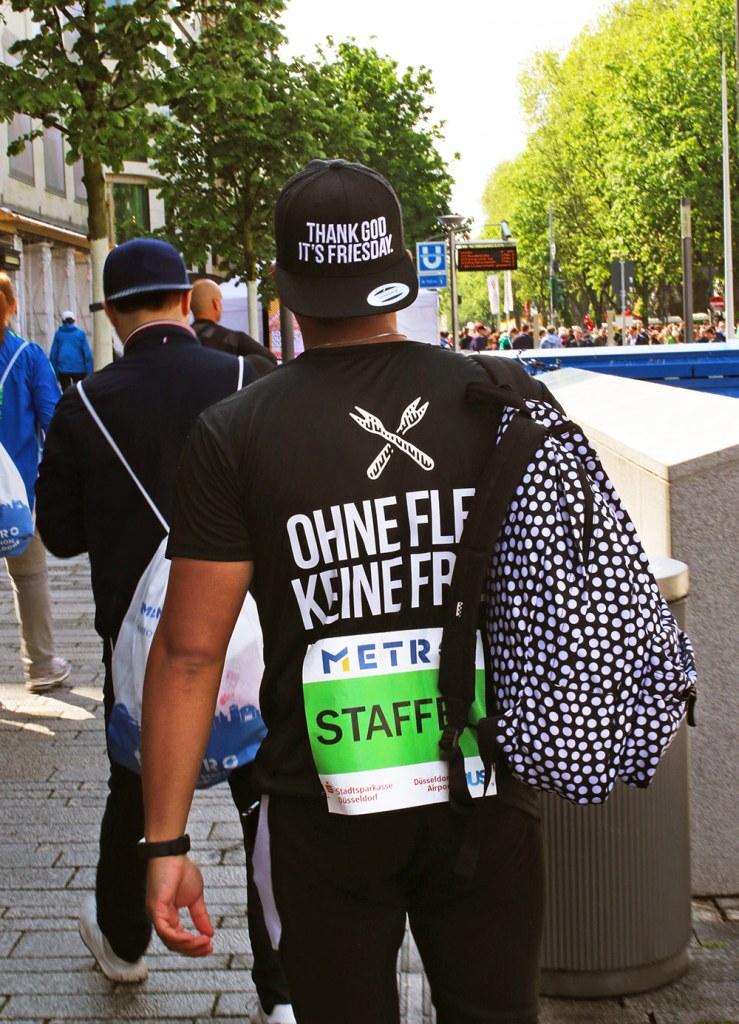 Düsseldorf Metro Marathon
