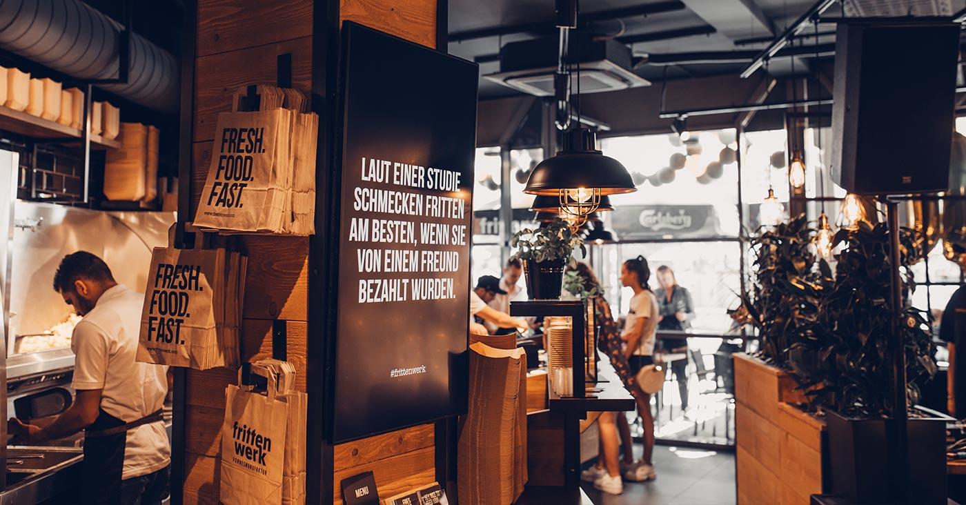 Frittenwerk Braunschweig Opening
