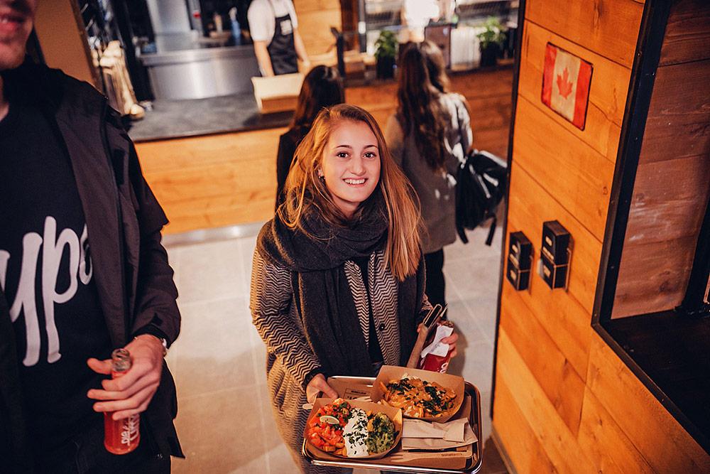 Eröffnung Frittenwerk Essen
