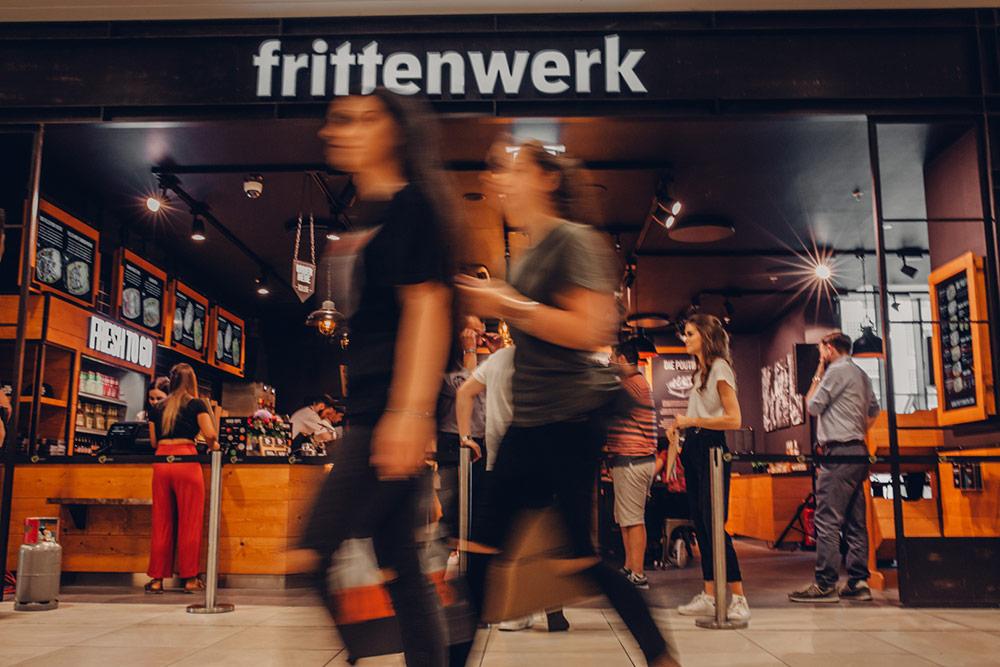 Eröffnung in Stuttgart