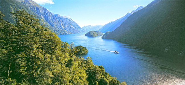 Fiord de Doubtful Sound