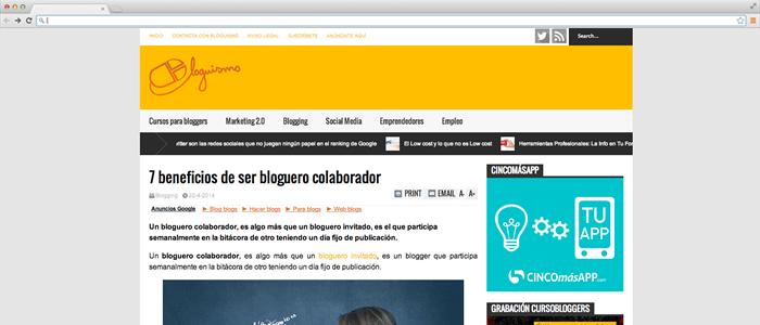 bloguismo