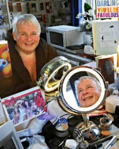 A legend in his own Dressing Room: Queen of the Jungle Dame Christopher Biggins