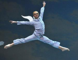 Liam Mower flying high as Cupid