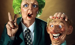 Gotta Get a Puppet...the sadly missed Spitting Image