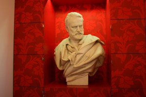 Victor Hugo...the man who started it all.