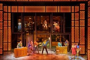 Beautiful – The Carole King Musical, London Aldwych Theatre _B1_4819