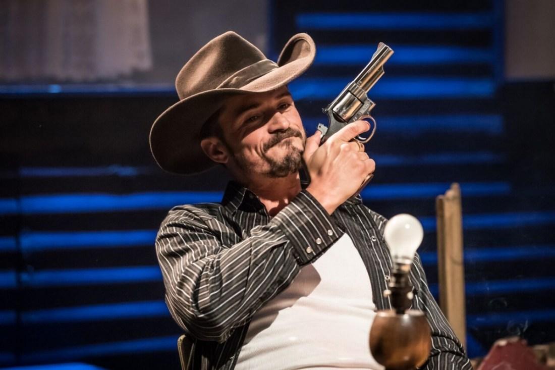 Orlando Bloom in Killer Joe London