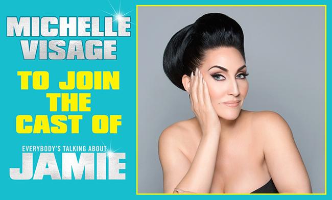 Michelle Visage headshot