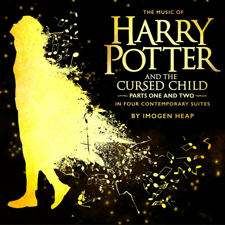 Album cover for Music of Harry Potter and the Cursed Child