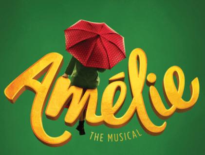 Amelie musical banner