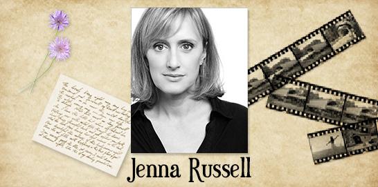 headshot of Jenna Russell