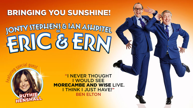 Eric & Ern banner