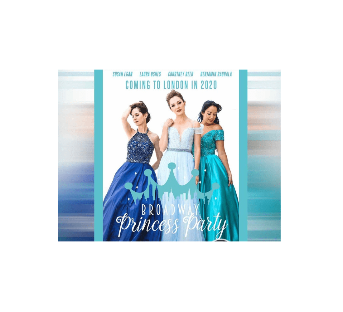 Broadway Princess Party London promo image