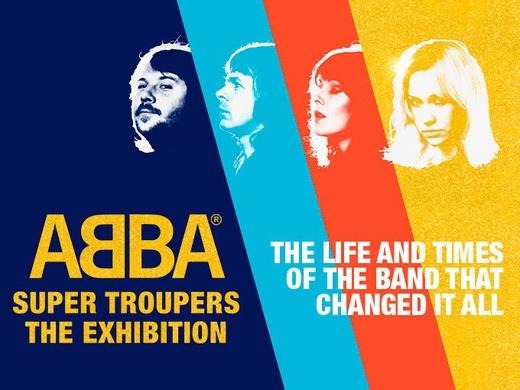 ABBA Super Trouper's Exhibition